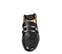 Ref. 3832 Zapato tipo mocasín piel negro. Detalle hebilla metalica. Talonera plegable para llevar en forma de babucha. - Ítem2