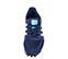 Ref: 3809 Adidas L.A Trainer serraje azul con detalles en piel plata. Botones tricolor en la suela. Cordones azules. - Ítem2
