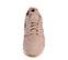 Ref. 3873 Nike Air Huarache Run serraje rosa con cordones al tono y detalles en goma rosa. Suela blanca. - Ítem2