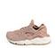 Ref. 3873 Nike Air Huarache Run serraje rosa con cordones al tono y detalles en goma rosa. Suela blanca. - Ítem3