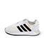 Ref. 3878 Adidas N-5923 tela blanca con detalles en negro. Suela blanca. Cordones al tono. - Ítem3