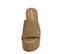 Ref. 3913 Sandalia serraje visón con pala. Altura plataforma 10.5 cm y plataforma delantera de 6.5 cm. - Ítem2