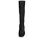 Ref. 4083 Bota serraje negro con elástico. Tacón de 7 cm y plataforma delantera de 3 cm. Altura de caña 37.5 cm. - Ítem2