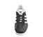 Ref. 4116 Adidas Gazelle serraje gris oscuro con simbolo piel blanca. Suela blanca. - Ítem2