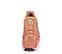 Ref. 4195 Adidas Falcon W tela rosa combinada con piel rosa. Detalles metalizados. Suela combinada blanca y azul. Cordones rosas. - Ítem2