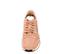 Ref. 4219 Nike Internationalist combinada en serraje y tela color salmón. Simbolo en gris. Cordones al tono. - Ítem2