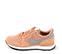 Ref. 4219 Nike Internationalist combinada en serraje y tela color salmón. Simbolo en gris. Cordones al tono. - Ítem3