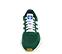 Ref. 4231 Adidas I-5923 serraje verde con detalles en blanco. Suela blanca. - Ítem2