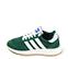 Ref. 4231 Adidas I-5923 serraje verde con detalles en blanco. Suela blanca. - Ítem3