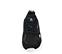Ref. 4251 Adidas Falcon w combinada en serraje, piel y tela negra. Cordones al tono. Suela blanca. - Ítem2
