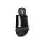 Ref. 4255 Sandalia piel con grabado coco negro. Altura tacón 6 cm y sin plataforma delantera. - Ítem2