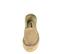 Ref: 4301 Alpargata de nobuck color taupe con detalle de doble ribete. Plataforma de esparto. Altura plataforma de 3 cm - Ítem2