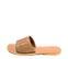 Ref. 4457 Sandalia piel cuero con pala y detalle trenzado. Plantilla y suela de piel. - Ítem3