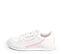 Ref. 4479 Adidas Continental piel blanca con detalles en rosa. Cordones blancos. - Ítem3