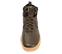 Ref. 4555 Nike de botín en piel negra y cordones al tono. Simbolo en color negro. - Ítem2