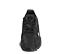 Ref. 4580 Adidas Falcon w combinada en tela y piel negra. Suela blanca. Cordones negros. - Ítem2