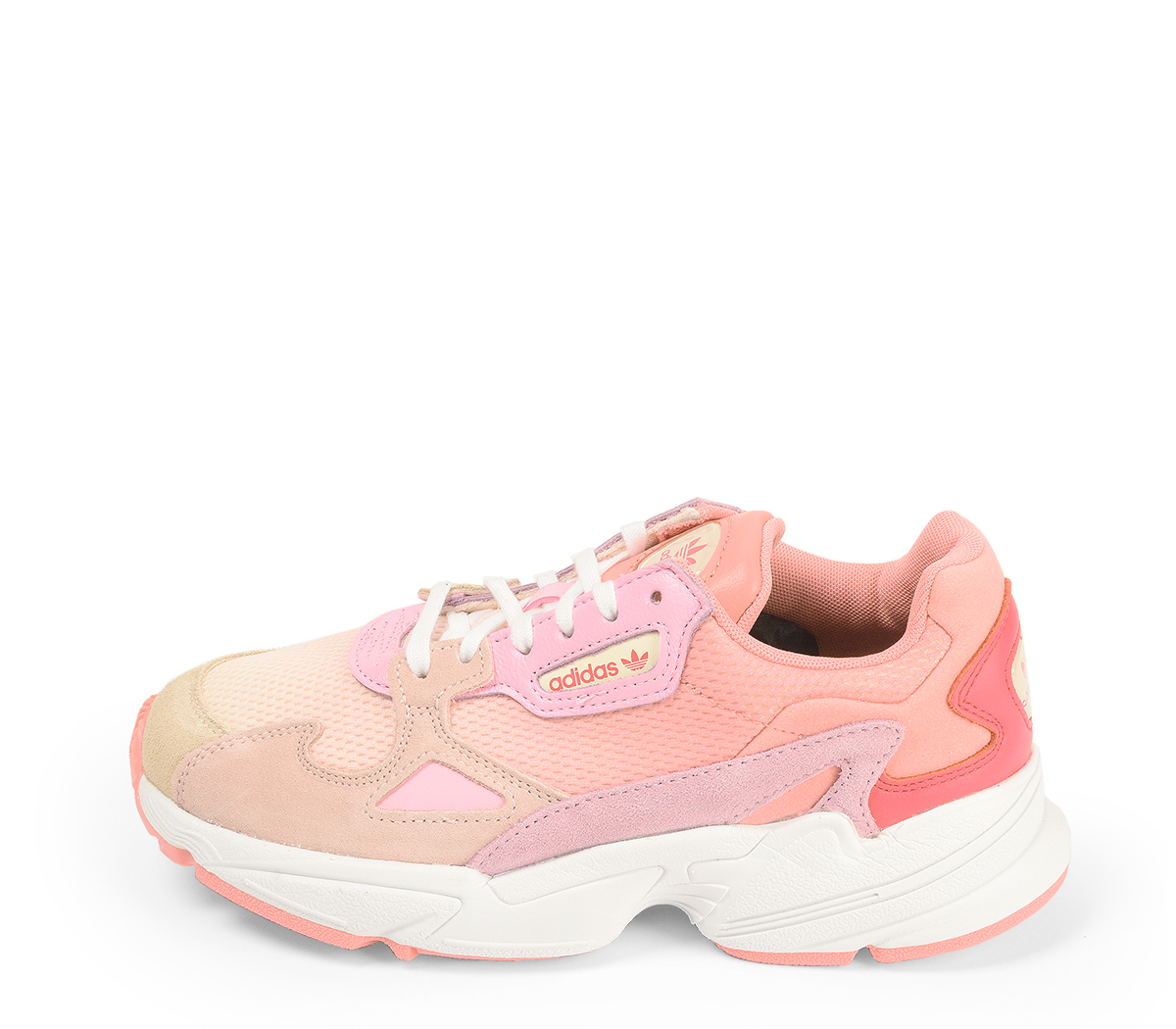 adidas rosas y blancas