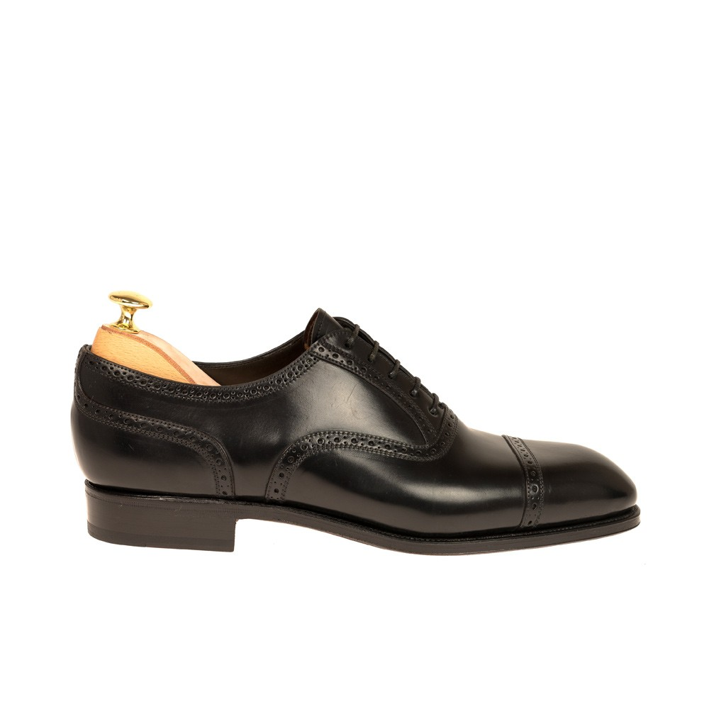 CORDOVAN SEMIBROGUE OXFORDS 10039 RAYDER