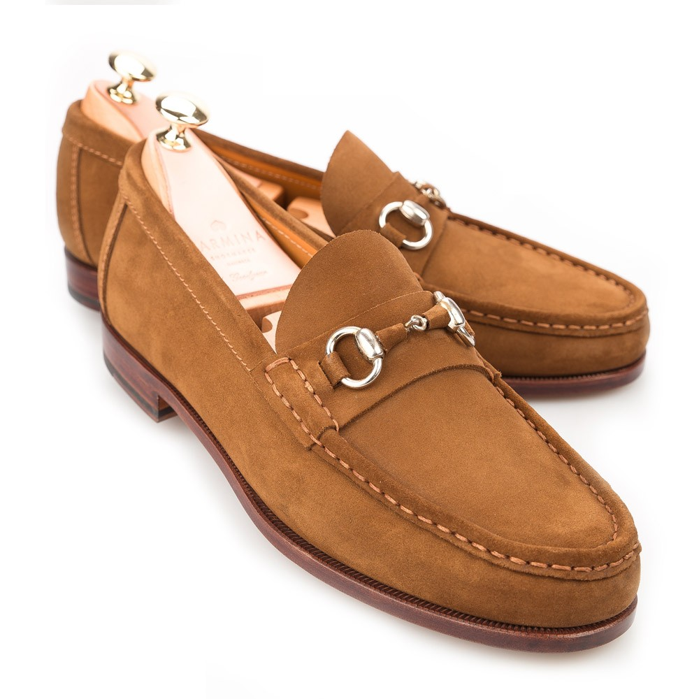 SUEDE LOAFERS 80294