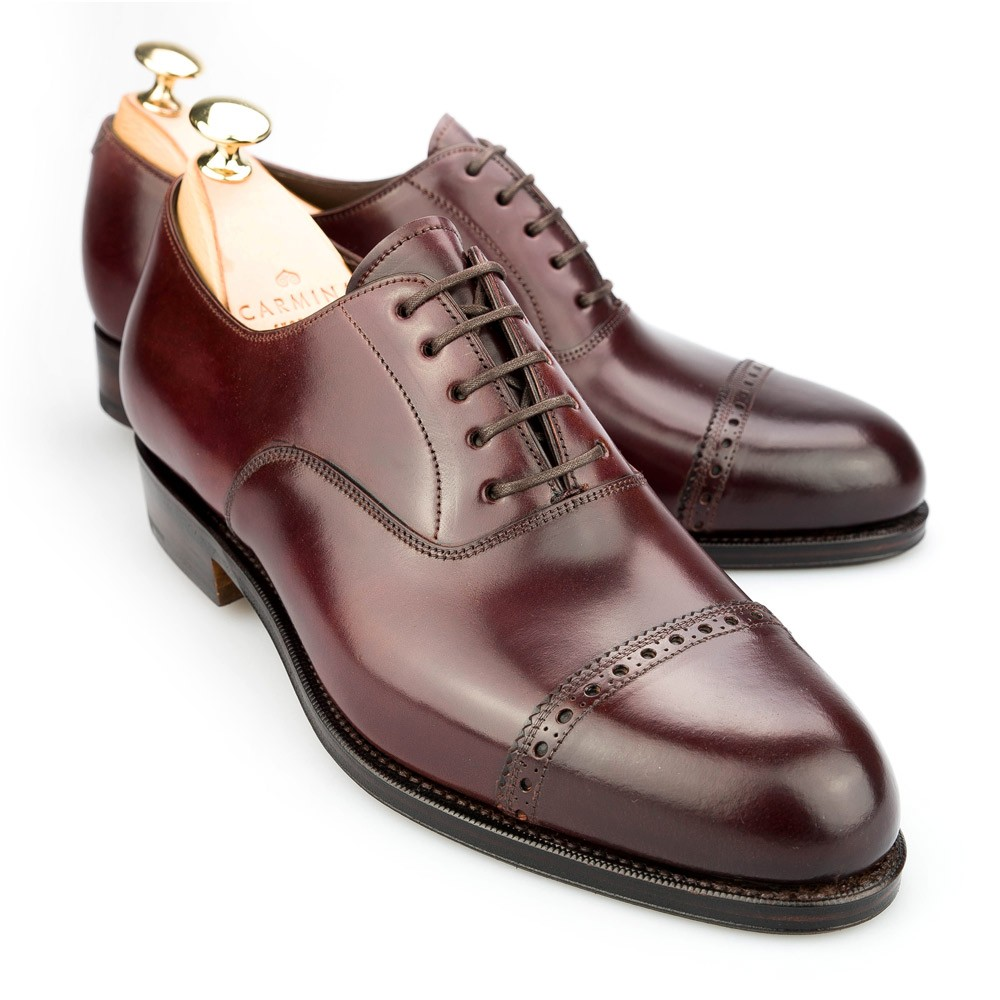 CORDOVAN OXFORDS 762 FOREST