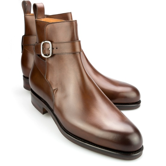 Jodhpur Boots In Brown Vegano Carmina