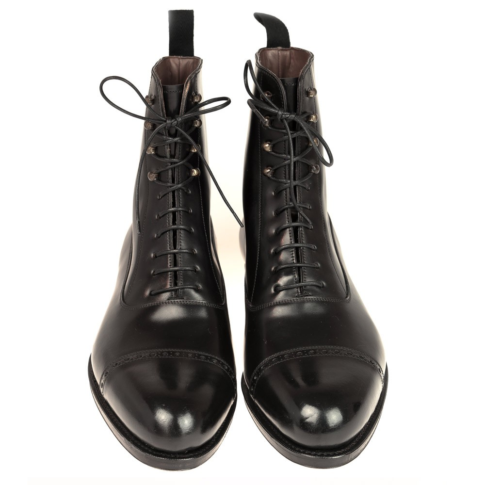 BALMORAL CORDOVAN BOOTS 80092 FOREST