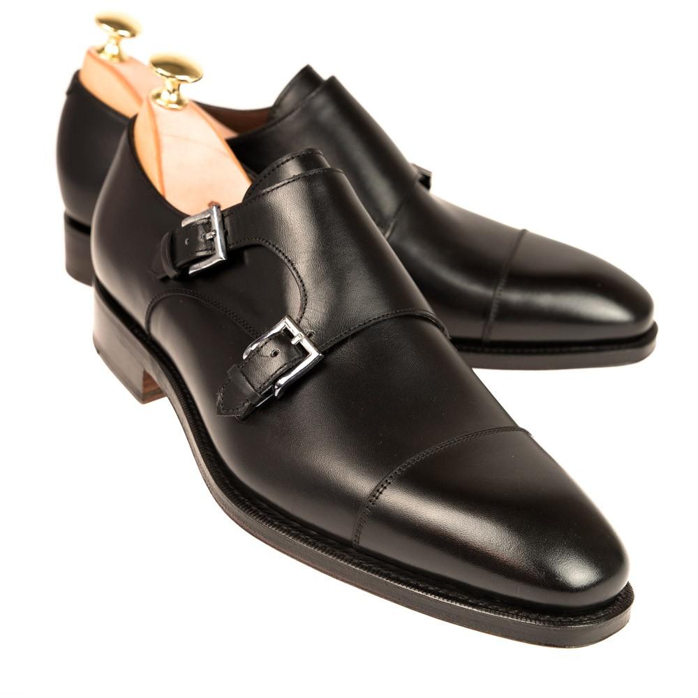 Mens Monk Strap Shoes Size