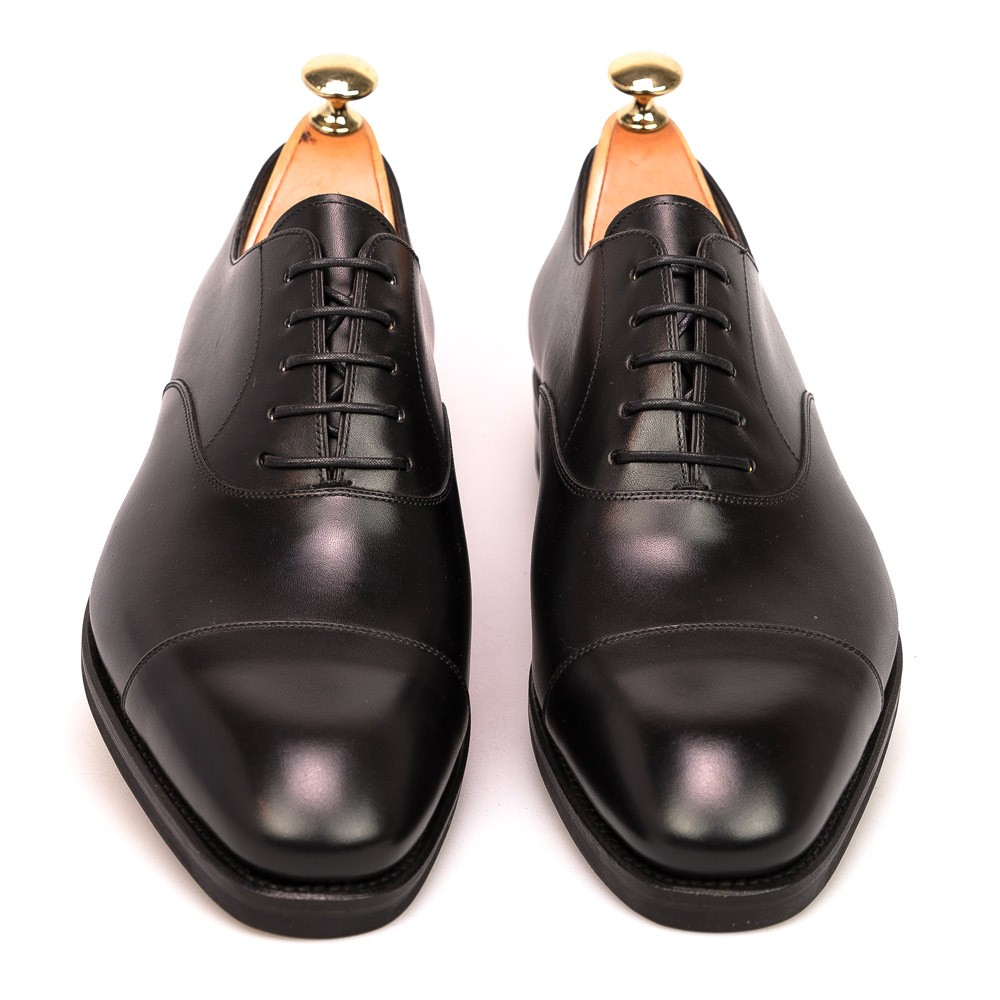 BLACK DRESS SHOES 80386 RAIN