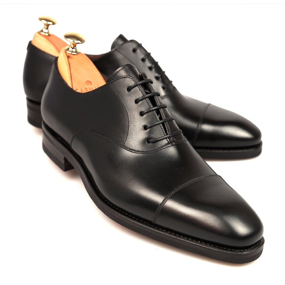 black dress shoes 80386
