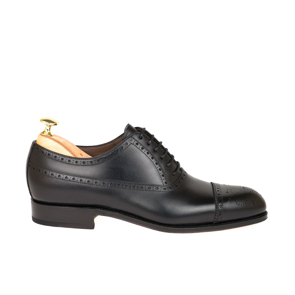 BLACK DRESS SHOES 80443 ROBERT