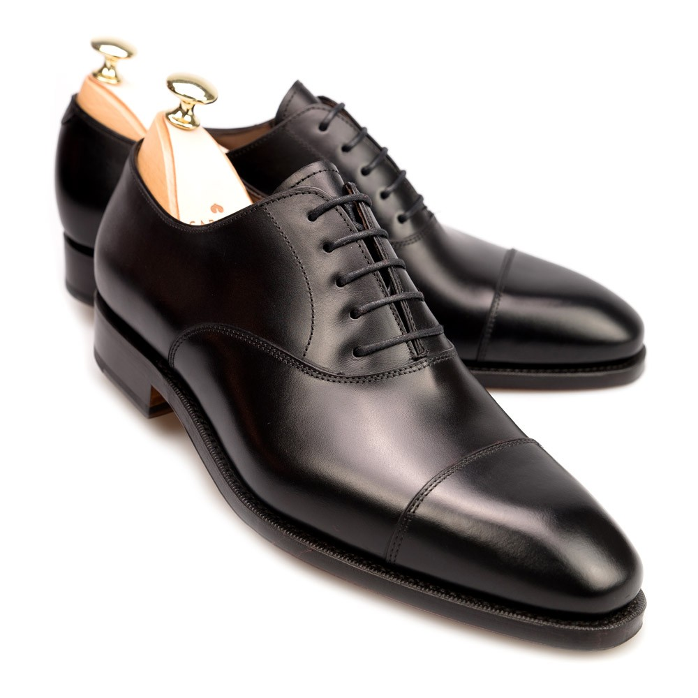 Oxford Brogue Black Shoes