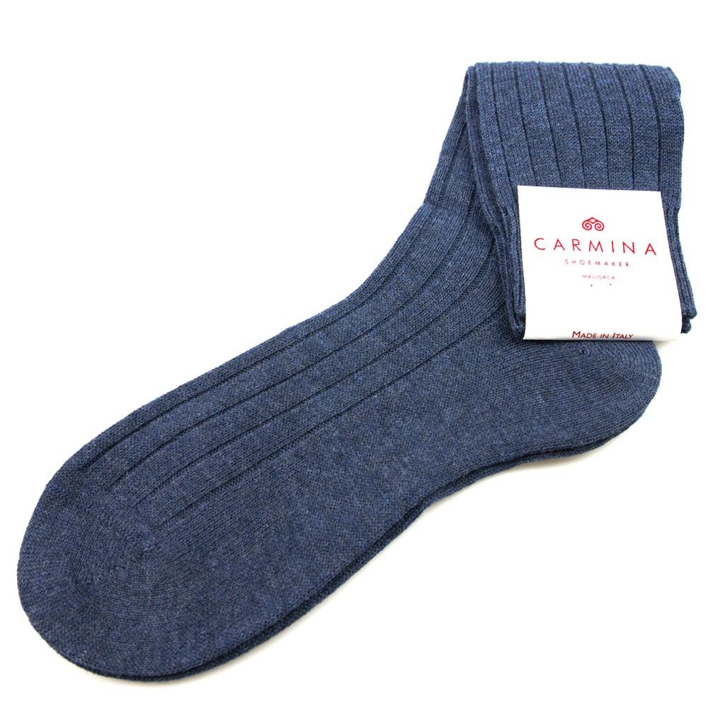 Calcetines en azul