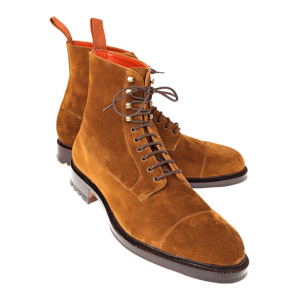 JUMPER BOOTS 80711 FOREST (INCL. SHOE TREE)