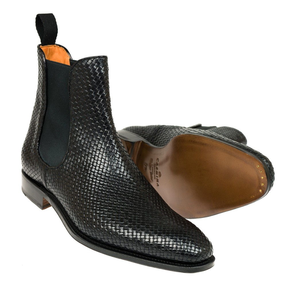 BRAIDED CHELSEA BOOTS 80306 SIMPSON