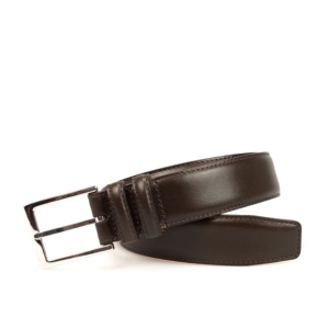 BROWN CALF BELT