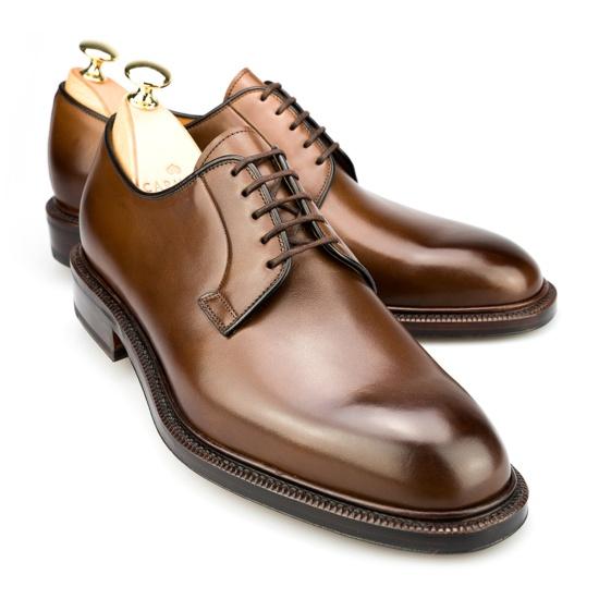 Men S Dress Derby Shoes Carmina