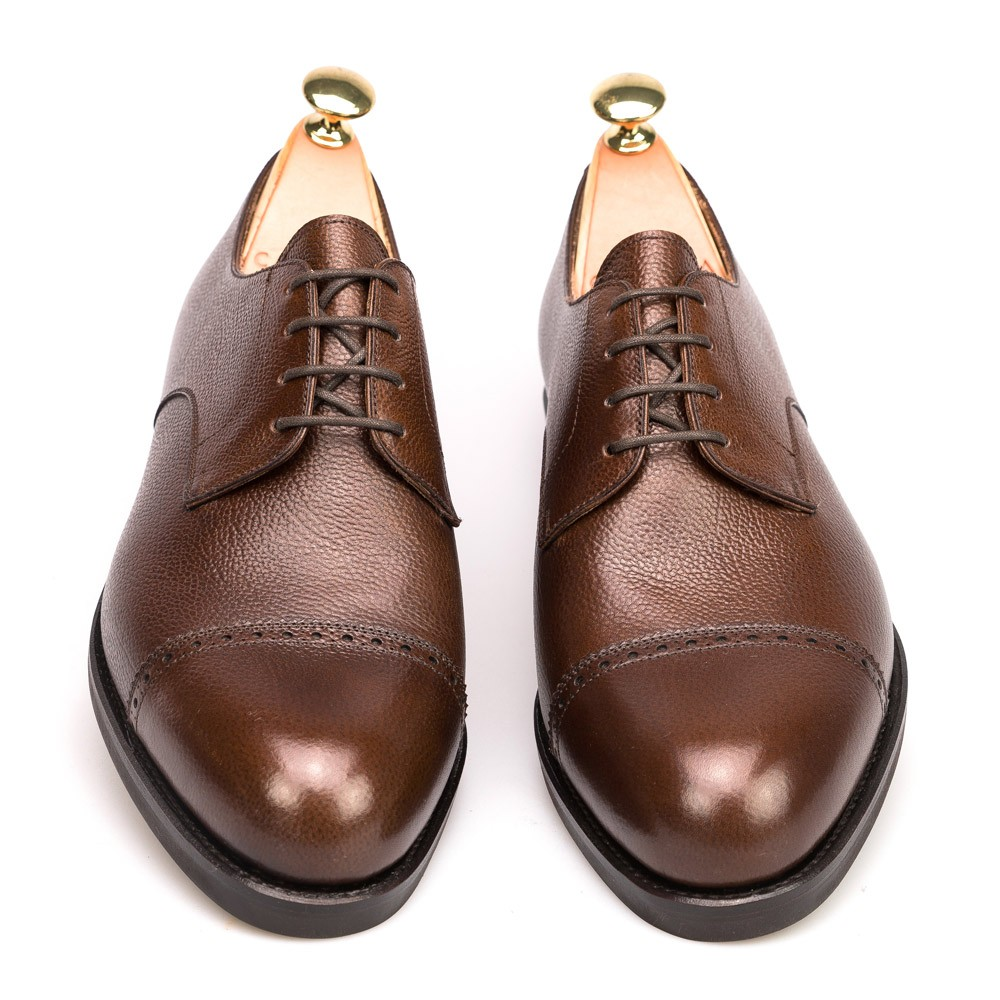 LACE-UP CAPTOE DERBY 748 FOREST