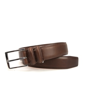 BROWN CHROMAXEL BELT