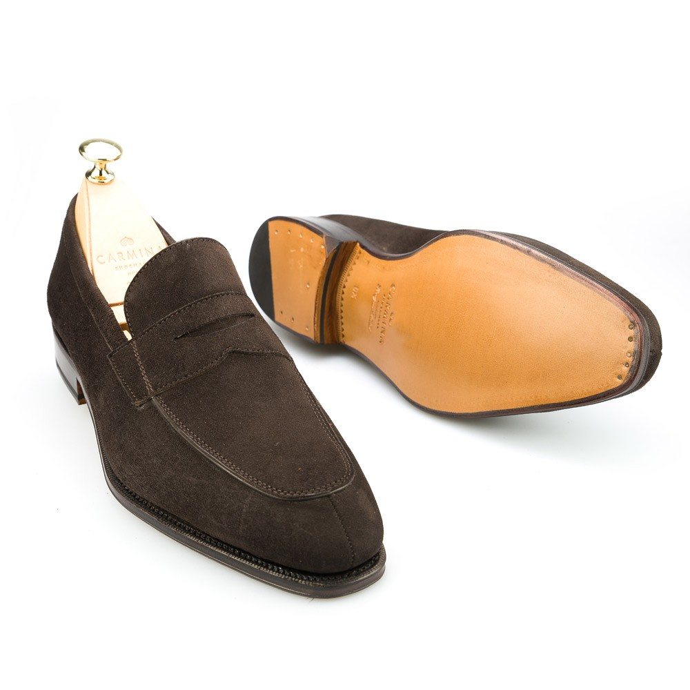 356f16e6a2d PENNY LOAFERS 10082 SIMPSON. carmina. mens loafers