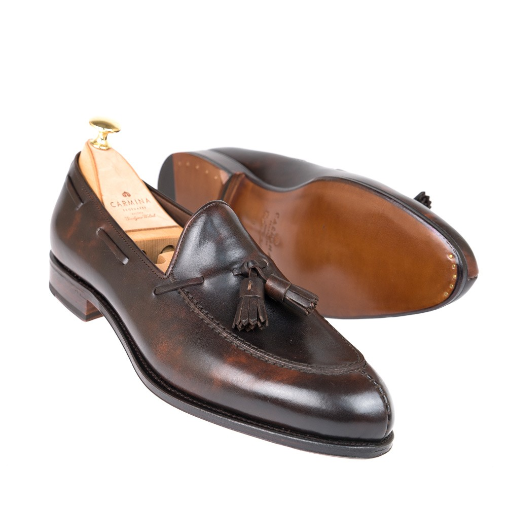 TASSEL LOAFERS 734 FOREST (Inc. Shoe trees)