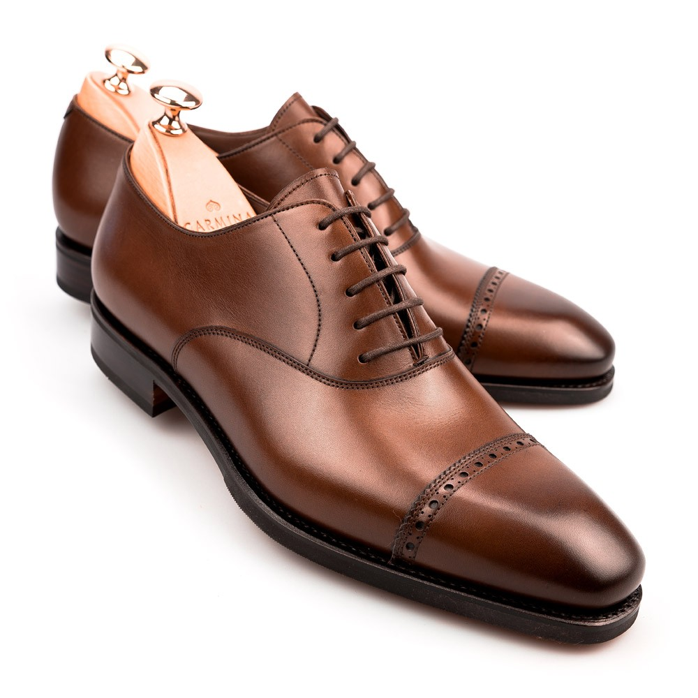 Men Flat Heel Oxford Shoes