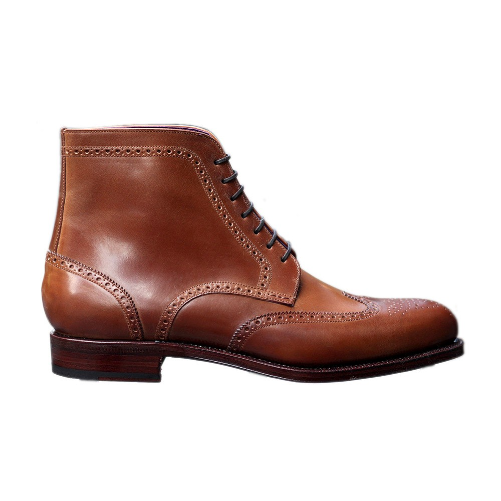 CORDOVAN FULL BROGUE BOOTS 80269