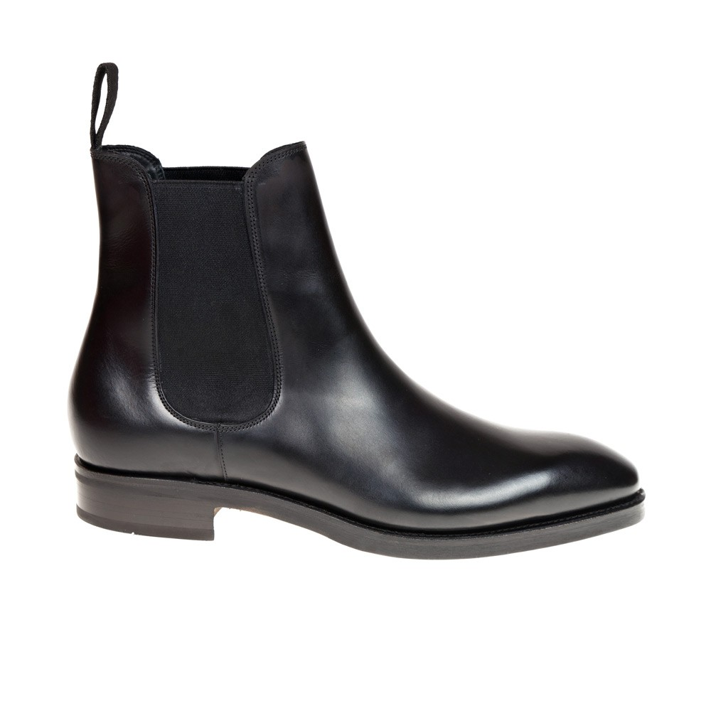 FUR-LINED CHELSEA BOOTS 80216 RAIN (INCL. SHOE TREE)