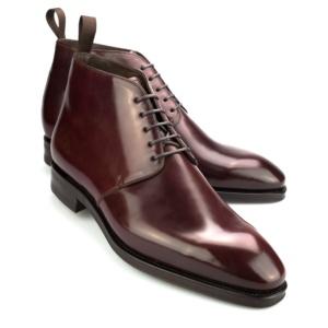 online store ac087 b6e39 Cordovan Shoes & Cordovan boots | CARMINA Shoemaker