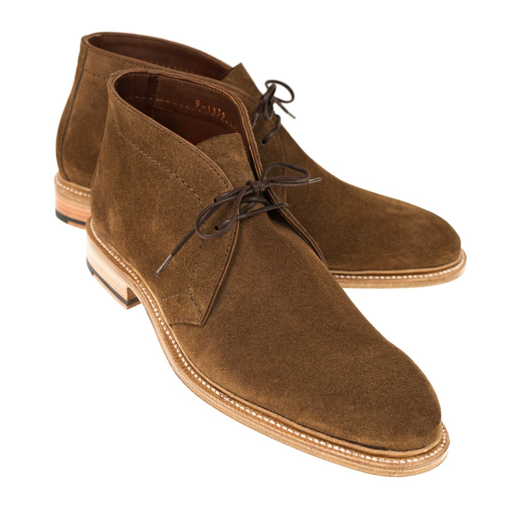 UNLINED CHUKKA BOOTS 80732 OSCAR (INCL. SHOE TREE)