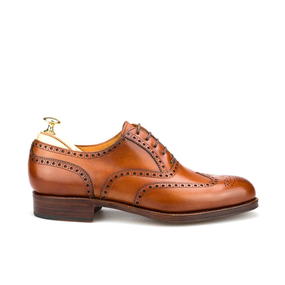 zapato inglés en vegano cuero