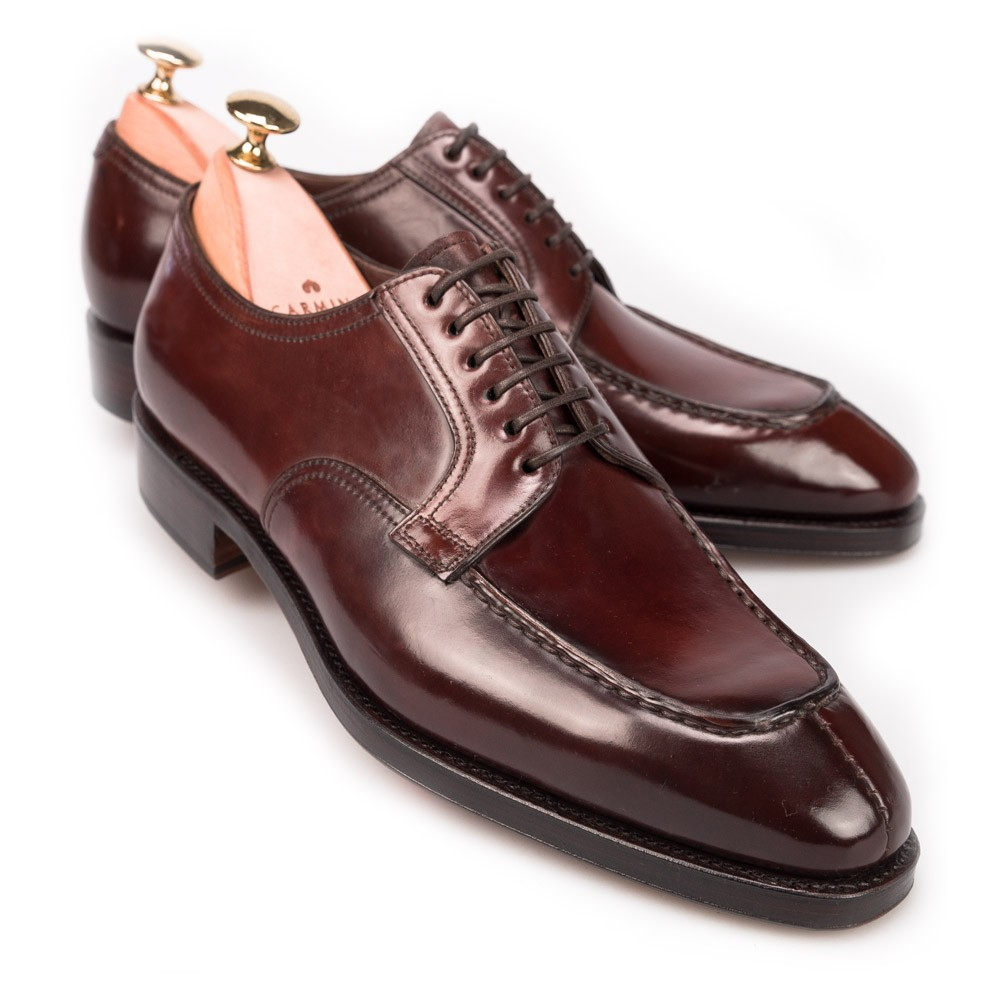 CORDOVAN NORWEGIAN SHOES 80189 SIMPSON