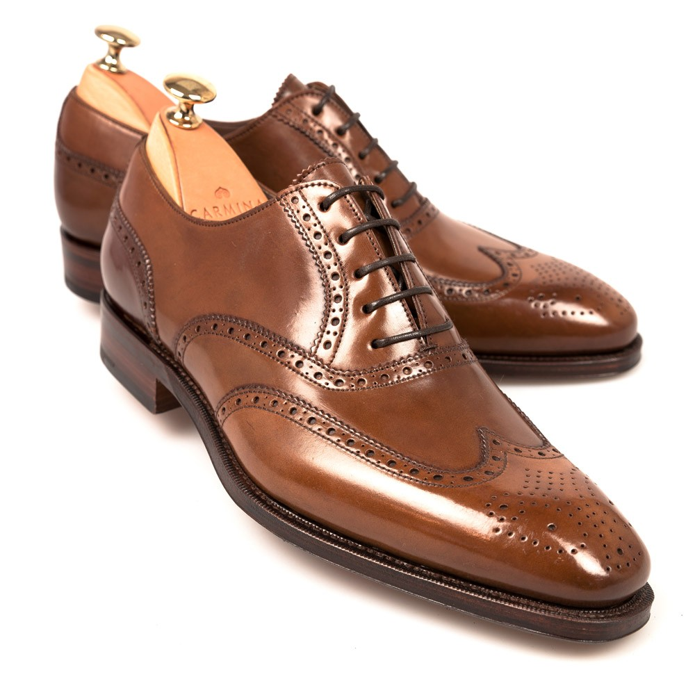 CORDOVAN OXFORDS 922 RAIN