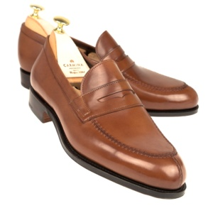 8eeaf3b2298 CORDOVAN PENNY LOAFERS 923 FOREST