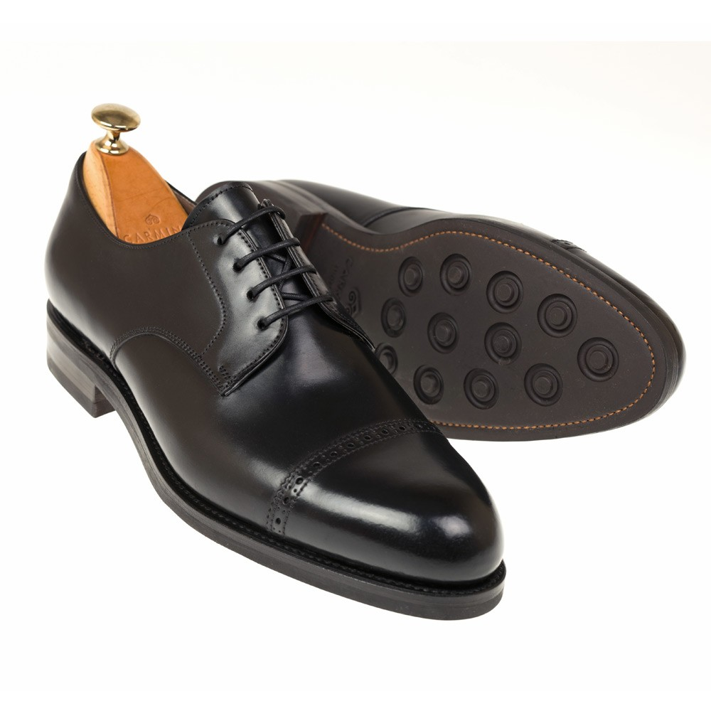 CORDOVAN DERBY SHOES 748 FOREST